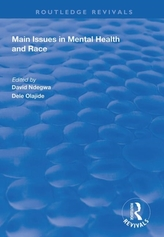 Main Issues in Mental Health and Race