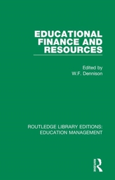 Educational Finance and Resources