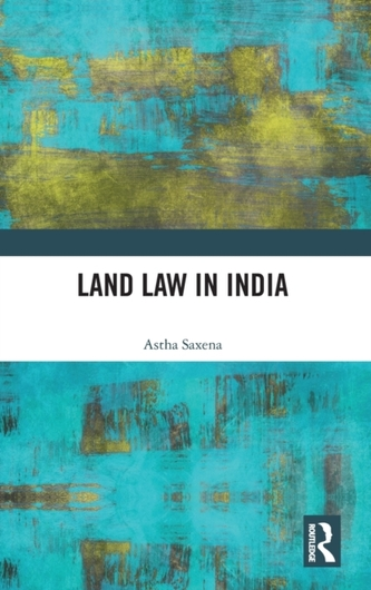 Land Law in India