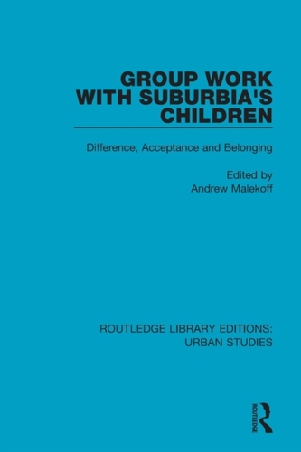 Group Work with Suburbia\'s Children