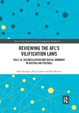Reviewing the AFL s Vilification Laws