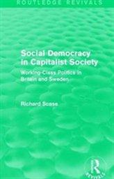 Social Democracy in Capitalist Society