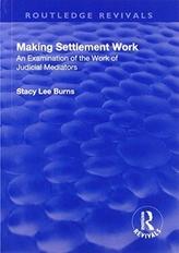 Making Settlement Work