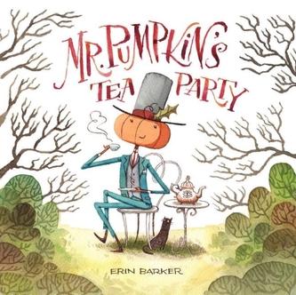 Mr. Pumpkin\'s Tea Party