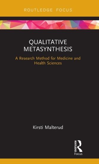 Qualitative Metasynthesis