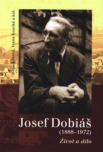 Josef Dobiáš (1888–1972).