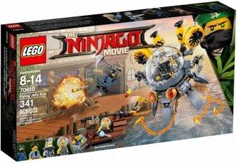 LEGO Ninjago 70610 Ponorka medůza