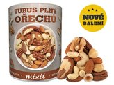 Mixit - Tubus plný ořechů 400 g