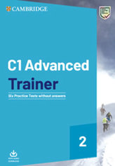 C1 Advanced Trainer 2 Six Practice Tests without answers with Audio