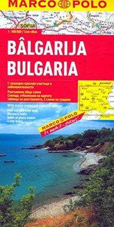 Bulharsko 1:800 000