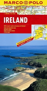 Irsko 1:300 000