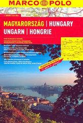 Maďarsko 1:300 000