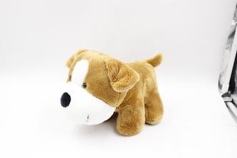 Mazlící plyšové zvířátko - Pes Big Mouth 4.