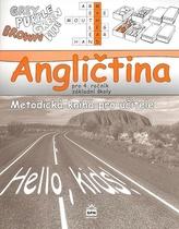 Angličtina pro 4. ročník základní školy - Metodická kniha pro učitele