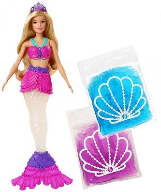 Barbie mořská víla a třpytivý sliz