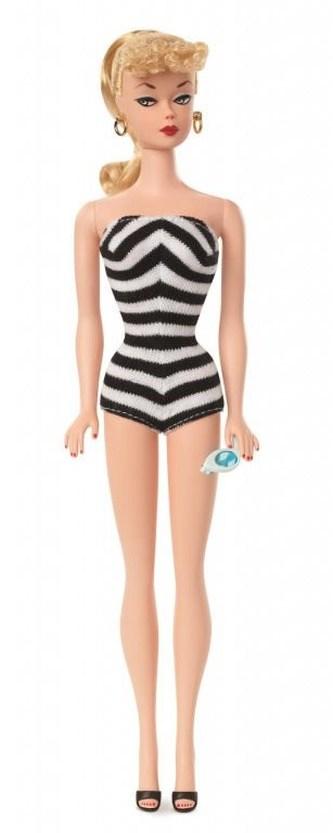 Barbie 75. výročí Mattelu