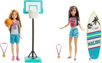 Barbie sportování