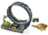 Hot Wheels monster trucks velká smyčka herní set