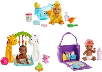Barbie miminko herní set