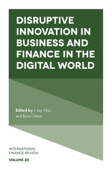 Disruptive Innovation in Business and Finance in the Digital World