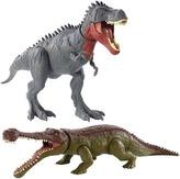 Jurský svět dinosauři v pohybu