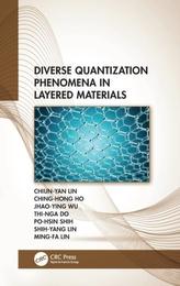 Diverse Quantization Phenomena in Layered Materials