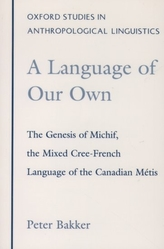 A Language of Our Own