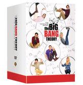 Teorie velkého třesku kolekce 1.-12.série 36 DVD