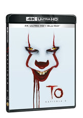 To Kapitola 2 4K Ultra HD + Blu-ray