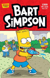 Simpsonovi - Bart Simpson 1/2020