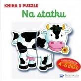 Kniha s puzzle Na statku