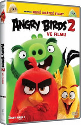 Angry Birds ve filmu 2 DVD