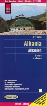 ALBANIA RKH RV R WP GPS