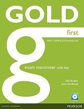Gold First 2012 Exam Maximiser w/ CD (w/ key)