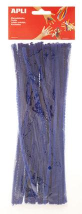 APLI modelovací drátky 30 cm - modré 50 ks