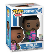 Funko POP Games: Fortnite S4 - Giddy Up