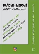 Daňové a mzdové zákony 2020 po novele