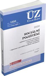 ÚZ 1355 Sociální pojištění