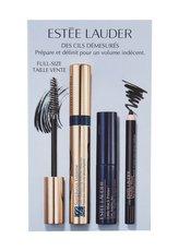 Estée Lauder Sumptuous Extreme řasenka 8 ml + báze pod řasenku Little Black Primer 2,8 ml + tužka na oči Double Wear 0,8 g 01 Onyx