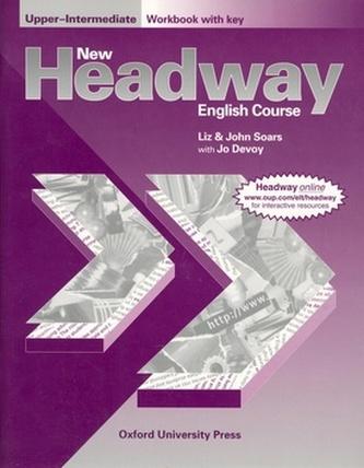 New Headway, English course. Upper-intermediate. Workbook (with key) - Náhled učebnice