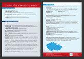 Přehled učiva vlastivědy pro 4. ročník - Přehledová tabulka učiva