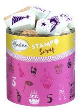 Razítka StampoScrap - narozeniny