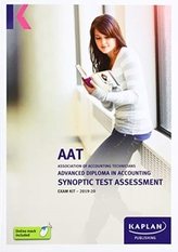 ADVANCED DIPLOMA IN ACCOUNTING SYNOPTIC TEST ASSESSMENT - EXAM KIT