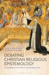 Debating Christian Religious Epistemology