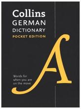 Collins Pocket German Dictionary in Colour