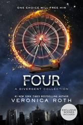 Four: A Divergent Collection. Die Bestimmung - Fours Geschichte, englische Ausgabe