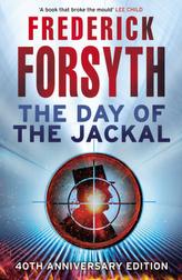 The Day of the Jackal. Der Schakal, englische Ausgabe