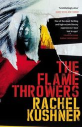 The Flamethrowers. Flammenwerfer, englische Ausgabe