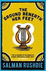 The Ground Beneath Her Feet. Der Boden unter ihren Füßen, englische Ausgabe
