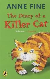 The Diary of a Killer Cat. Tagebuch einer Killerkatze, englische Ausgabe